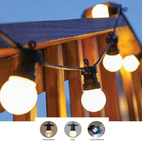 Festoon Lighting 24V